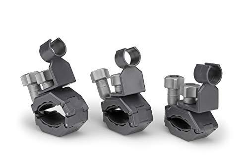 Portabastones y Muletas de Jicaclick. Disponible en tres tamaños. (Estándar (16-28 mm. diámetro))