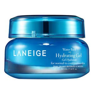 LANEIGE Water Bank Hydrating GEL 50ml, for normal, combination, oily and sensitive skin.
