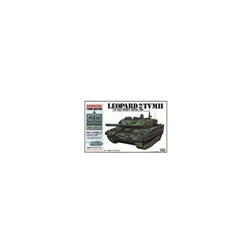 1/48 control remoto No.9 carro de combate Leopard 2