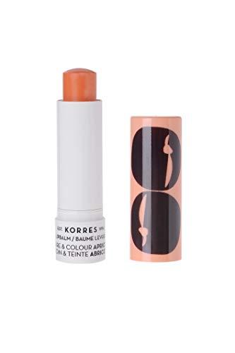 Korres Care & Colour / Apricot Lippenbalsam,1er Pack (1 x 14 g)