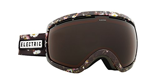 Electric EG2.5 Goggles 2018 Snowboard Ski Dark Floral with Brose Lens