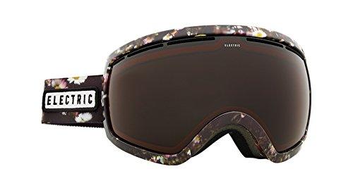 Electric EG2.5 Goggles 2018 Snowboard Ski Dark Floral with Brose Lens