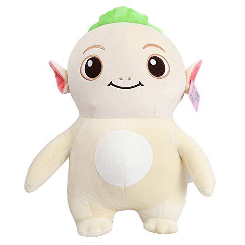 JICIMAOYI HUBA Puppe Plüsch Spielzeug halten Kissen Kobolde König Puppe Kinderpuppe