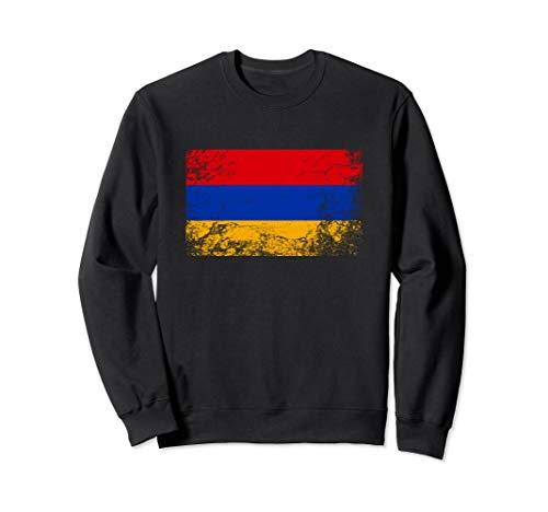 Armenien Flagge tshirt für Männer Frauen und Kinder Sweatshirt