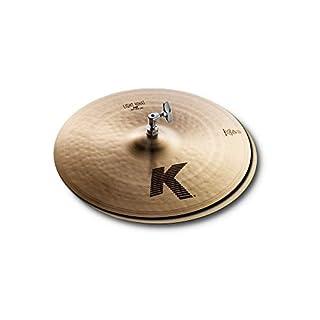 Zildjian K Zildjian Series - 16 Inch Light Hi-Hat Cymbals - Pair (B001R2O6HS) | Amazon price tracker / tracking, Amazon price history charts, Amazon price watches, Amazon price drop alerts