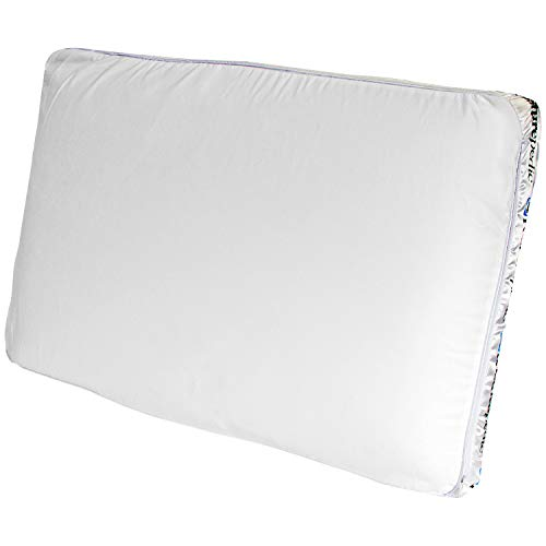 Sealy Posturepedic Extra Firm Memory Foam Bed Pillow, Standard