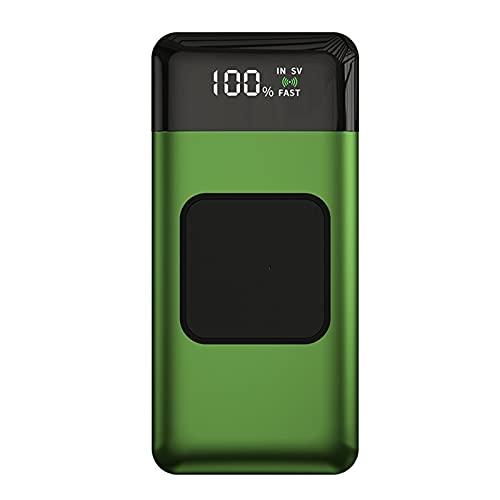 Cargador inalámbrico Power Bank 20000mAh Cargador portátil de Carga rápida PowerBank para teléfono Inteligente Batería Externa Recargable