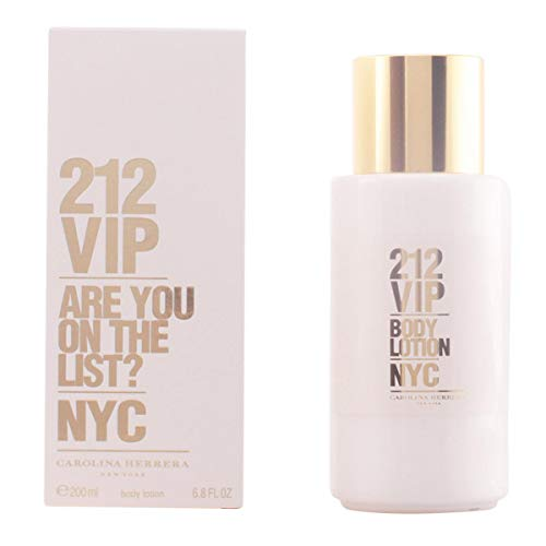 CAROLINA HERRERA 212 VIP BODY LOCION 200ML