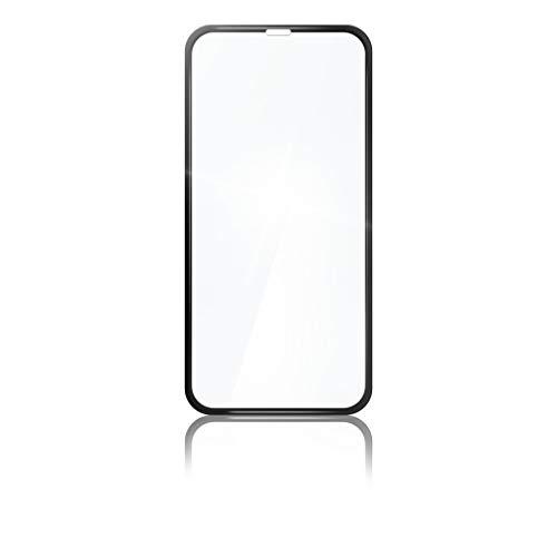 Hama 3D-Full-Screen Displayschutzglas Passend für: Apple iPhone 12, Apple iPhone 12 Pro 1St.