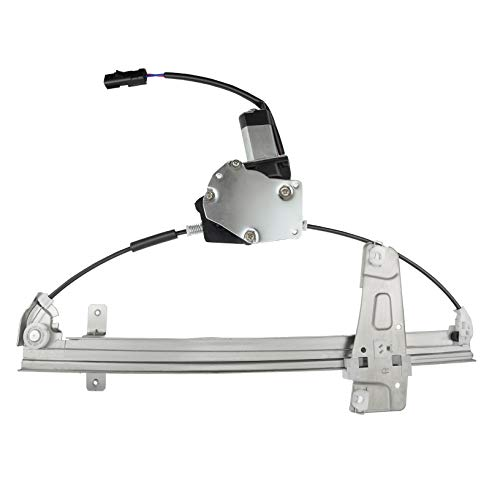 A-Premium Power Window Regulator with Motor Replacement for Jeep Grand Cherokee WJ 2000-2004 Front Right Passenger Side