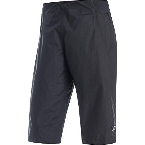 GORE WEAR Herren C5 Gore-tex Paclite Trail Shorts, black, L