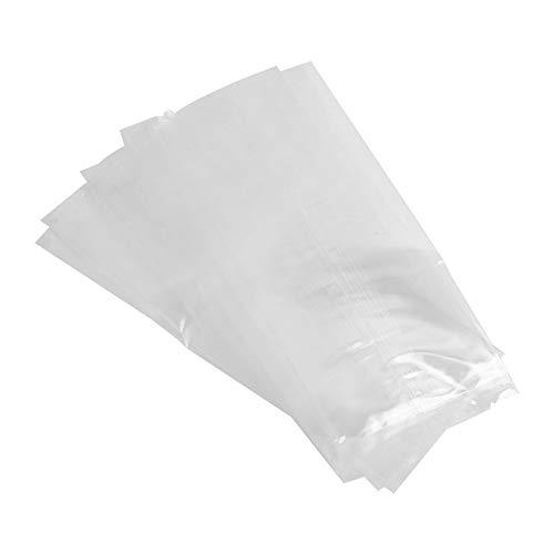 100pcs Self-Made Ice Pack Clear Einwegbeutel Kühlschrank Gefrierschrank Plastiktüte Maker