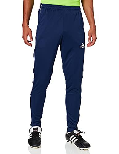 adidas CORE18 TR PNT Pantalones de Deporte, Hombre, Dark Blue/White, XL