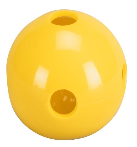 Total Control Hole Ball-Box of 24 (Yellow)