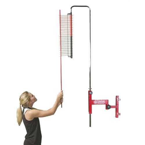 Tandem Vertical Challenger - Wall Mounted Jump Measurement Tester Solo Volleyball Training Aid