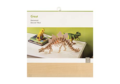 Cricut 11X11 (2) Basswood Natural