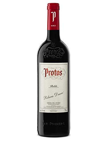 Protos Roble Vino Tinto, Tempr...