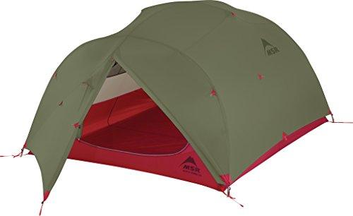 MSR Mutha Hubba NX 3-Personen Zelt in Grün