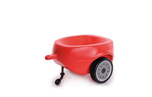 Ferbedo 036334 Ride-On, rot, Rutschfahrzeug, Kinderauto Rutscher Trailer