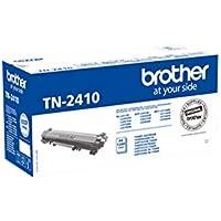 Brother TN2410 - Tóner negro original para las impresoras: HLL2310D, HLL2350DW,HLL2370DN, HLL2375DW, DCPL2510D, DCPL2530DW, DCPL2550DN, MFCL2710DW, MFCL2730DW, MFCL2750DW