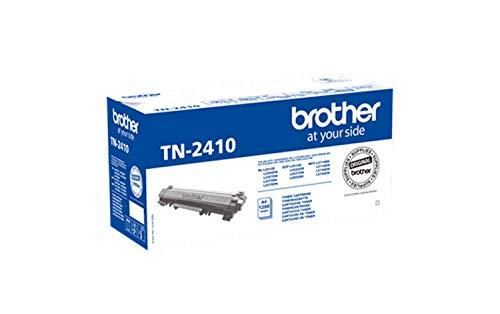 Brother TN-2410 tonercartridge (voor Brother HL-L2310D, HL-L2350DW, HL-L2370DN, HL-L2375DW, DCP-L2510D, DCP-L2530DW, DCP-L2550DN, MFC-L2710DN, MFC-L2710DW, MFC-L2730DW, MFC-L2750DW) zwart