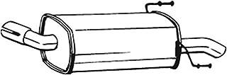 Endschalldämpfer (1220 17034) Dämpfer Abgasanlage Auspufftopf