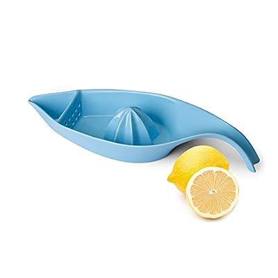 SWEEJAR Ceramic Citrus Juicer, Stoneware Lemon ...