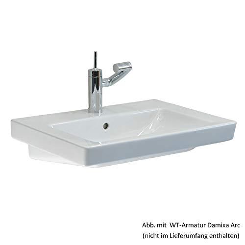 V&B Villeroy und Boch Subway 2.0 Waschtisch Waschbecken 60 cm weiß 7113F001