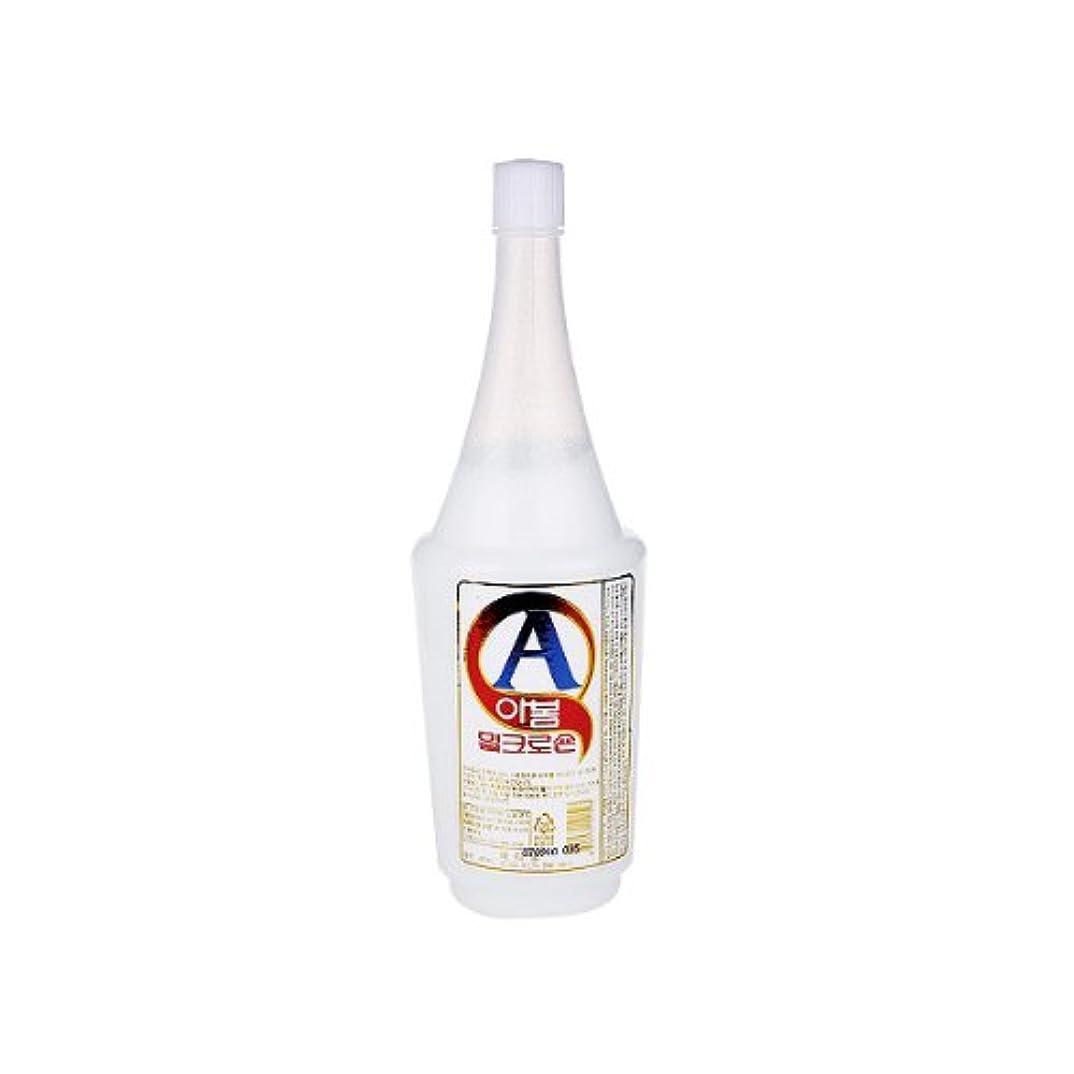取得有料照らすアボム ミルクローション 450ml マッサージ用 乳液 業務用