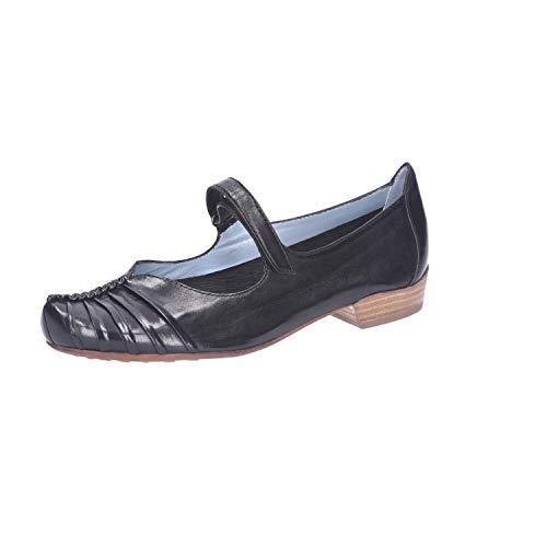 Everybody Damen Slipper NV 30508F2296-3 schwarz 148116