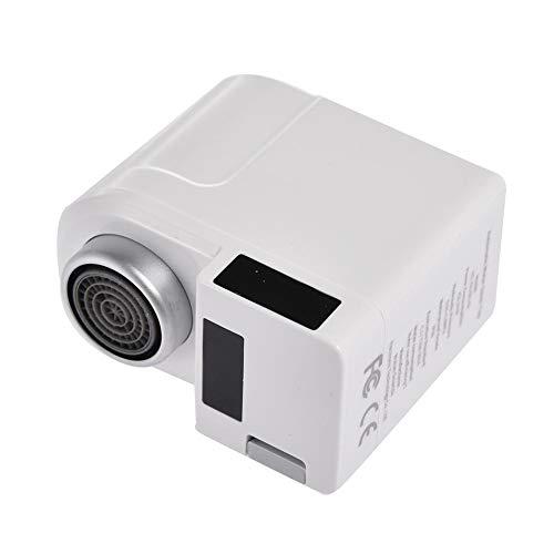 Envisioni - Grifo con sensor de infrarrojos automático sin contacto, adaptador de grifo de agua, dispositivo de ahorro de agua, doble sensor, para grifo de cocina