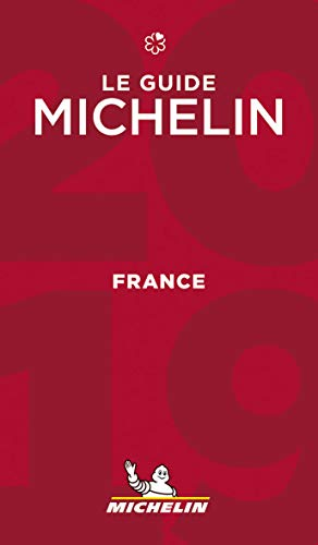 Michelin Red Le Guide France (Michelin Red Guide)