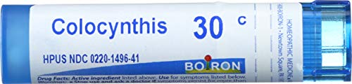 Boiron, Colocynthis 30C Multiple Dose Tube, 80 Count