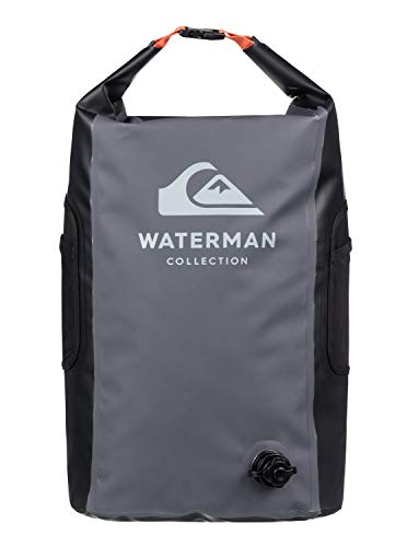 Quiksilver Waterman Sea STASH PACKSAFE 35L Black Zaino PE19