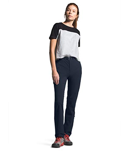 The North Face Women's Paramount Active Mid Rise Pant, Urban Navy, 2 Regular