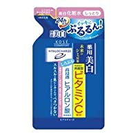 【コーセーコスメポート】ヒアロチャージ 薬用ホワイトローションMしっとり詰替 160ml(医薬部外品) ×5個セット