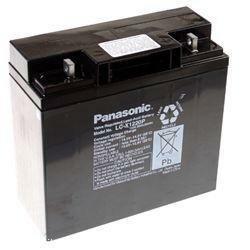Panasonic Bleiakku LC-X1220P 12,0Volt 20.000mAh mit M5 Schraubanschluss