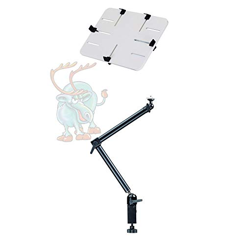 RENSI SL-CP Home+Office Halter mit Tischklemme für Tablet 10