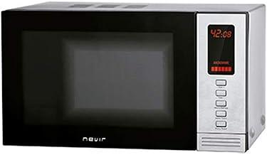 Nevir MICROONDAS Digital NVR-6340MDGS Grill 20 L 800 W INOX.