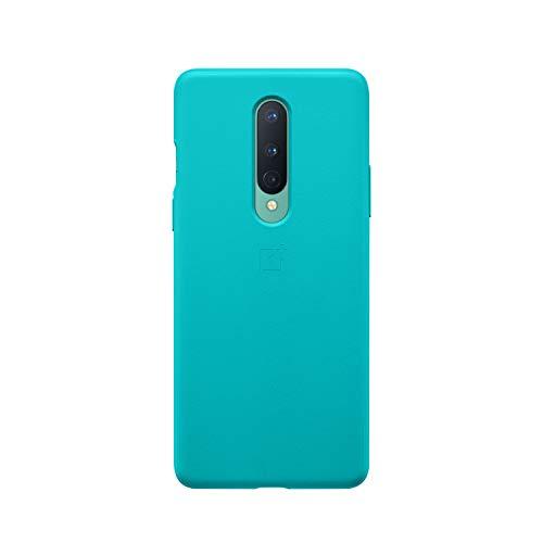 OnePlus 5431100138 - Custodia paraurti in arenaria, colore: ciano