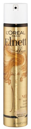 L'Oréal Paris Elnett de Luxe - Haarspray strapaziertes / trockenes Haar