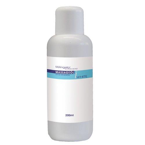 Preisvergleich Produktbild MiAngelo Massageöl White / leicht blumiger Duft,  500 ml