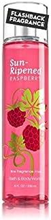 Bath & Body Works Sun Ripened Raspberry Frgrance Mist - 236 ml