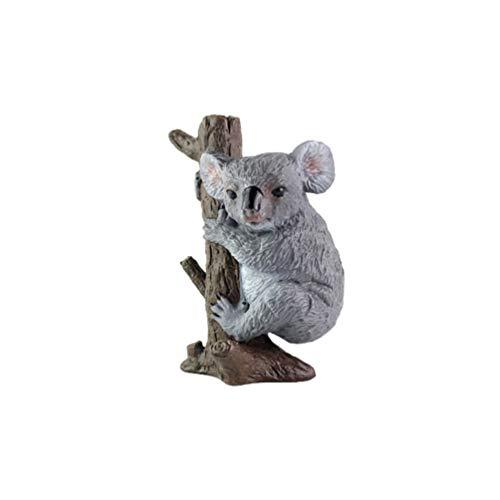 NUOBESTY Modelo Koala Estatua Koala Animales La Selva