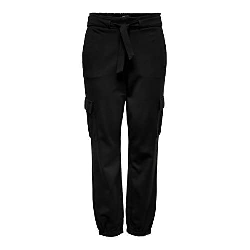 Only Onlpoptrash Cargo Belt Pant Bin Pantalones para Mujer a buen precio