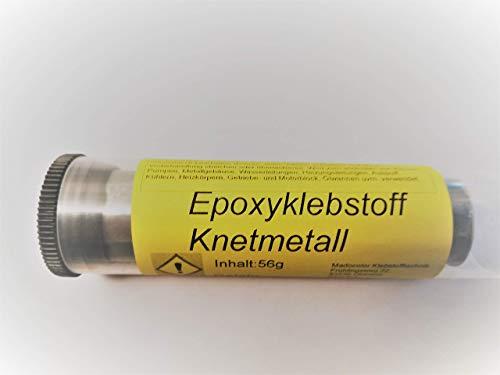 Knetmetall, Kaltmetall, Auspuffreparatur/Nach Aushärten kann man das Material sägen,bohren, schleifen, Gewinde wiederherstellen mit Knetmetall, Löcher in Metall schließen usw...Kurzfristig Hitzebeständig bis 300C