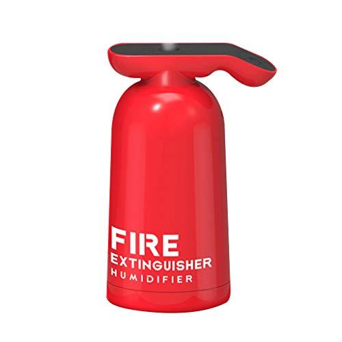 nengzhuzu Criativo extintor de incêndio em forma de umidificador de ar para carro USB Mist Maker Fogger Cool