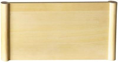 ヤマコー 木製まな板 清潔・浮かせ両面まな板 小 33.5cm