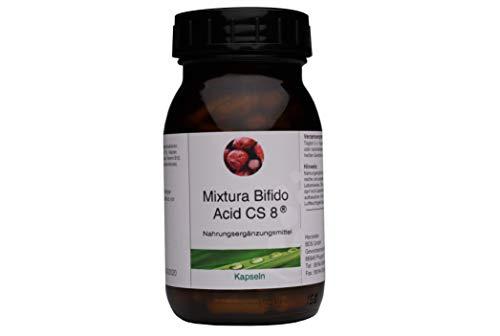 Mixtura Bifido-Acid CS8-100 Kapseln - Bifido und Lactobakterien hoch dosiert - Auch für Kinder