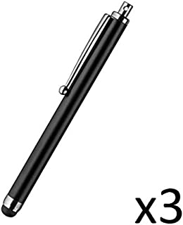 Shot Case 3x Large Stylus X3 for Lenovo Zuk Z1 Smartphone/Tablet Black